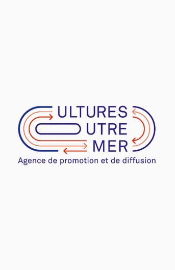 Logo de l'agence de promotion et de diffusion des cultures de l'Outre-Mer